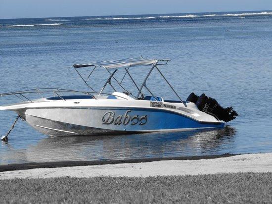 Heritage Awali Golf & Spa Resort : Boat trip