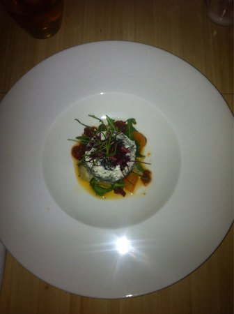 Number 3: My beautiful Rosary Ash goats cheese starter.