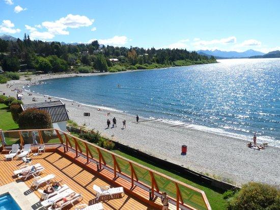 Apart del Lago: Sol y playa.