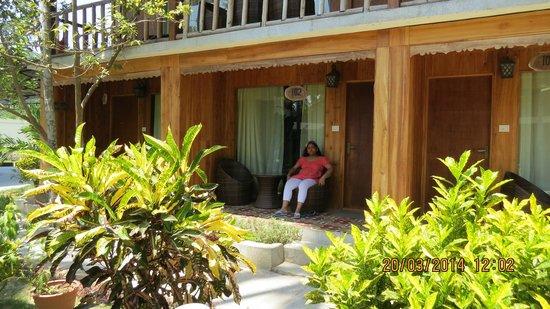 TSG Blue Resort : rest & rest