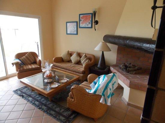Odyssee Resort & Thalasso : salon
