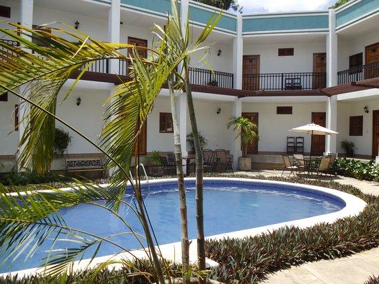 Hotel Mozonte: Que tranquilidad