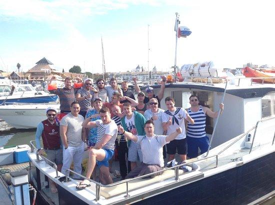 Algarve Seafaris : Best Boat Trip Ever