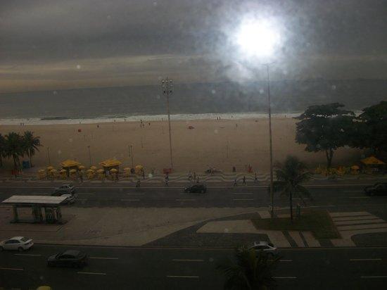 Hotel Atlantico Praia: Vista espetacular!