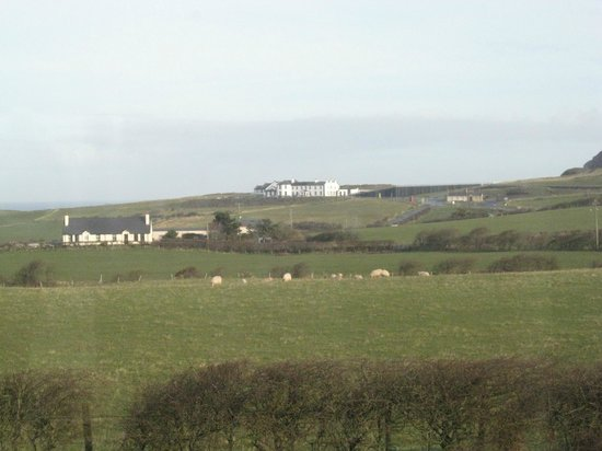 Ballylinny Holiday Cottages: View from living room