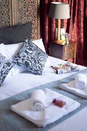 Huntley House B&B: Room