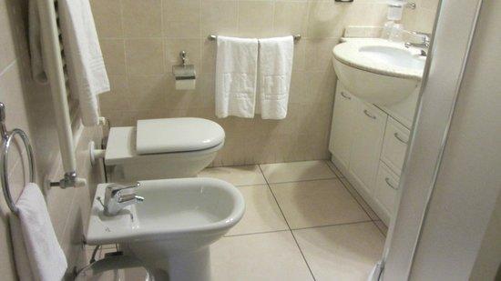 Hotel Lovere Resort & Spa : Bagno