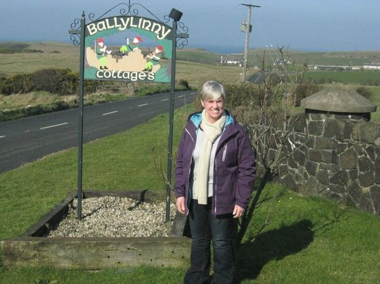 Ballylinny Holiday Cottages: Bye!!