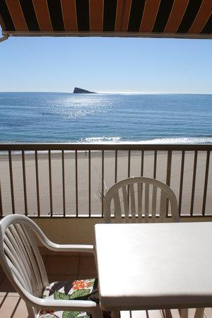 Maria Cristina Beach : vistas