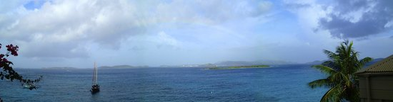 Gallows Point Resort : View from 1D