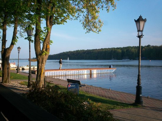 Hotel AMAX: Mikolajskie lake