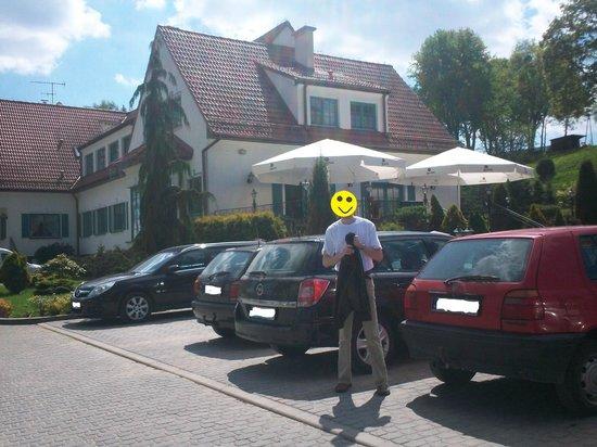 Hotel AMAX: Car park&Hotel