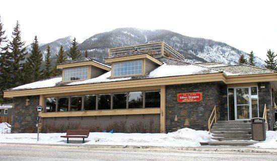 Silver Dragon Restaurant: Silver Dragon Rest Banff
