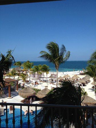 Excellence Riviera Cancun : That view