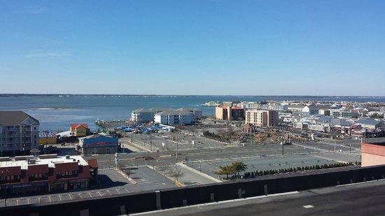 Grand Hotel & Spa: Bayside view