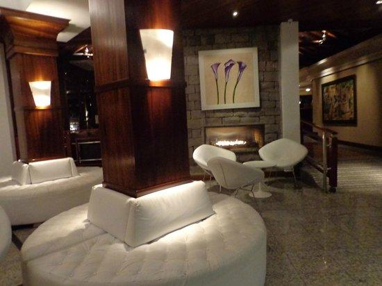 Wish Serrano Resort & Convention : interno