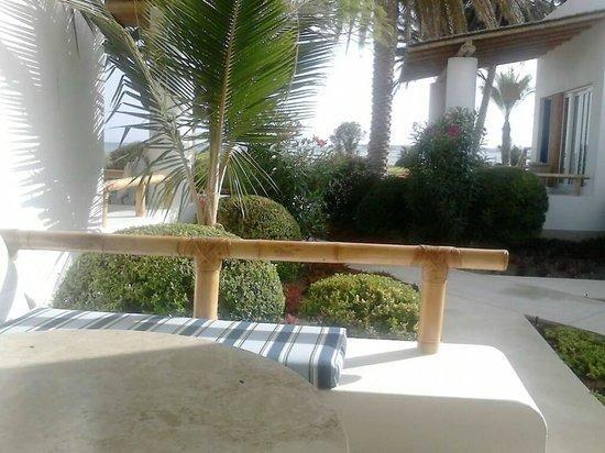 Hotel Paracas, a Luxury Collection Resort: Vista desde la habitación