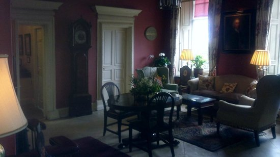 Middlethorpe Hall & Spa: main lounge