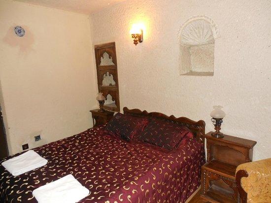 Anatolian Cave Hotel: Room