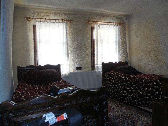 Anatolian Cave Hotel: Rooms