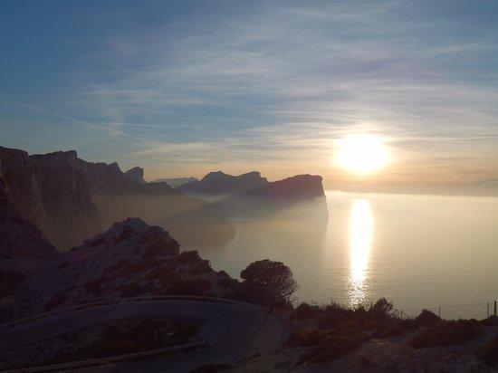 Cap de Formentor: Cabo de Formentor