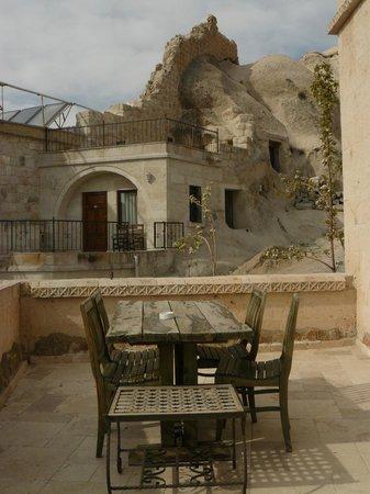 Anatolian Cave Hotel : Hotel