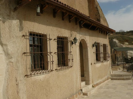 Anatolian Cave Hotel : Outside