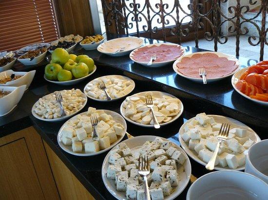 Anatolian Cave Hotel : Breakfast