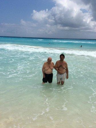 JW Marriott Cancun Resort & Spa: ZONA DE PLAYA HOTEL MARRIOTT