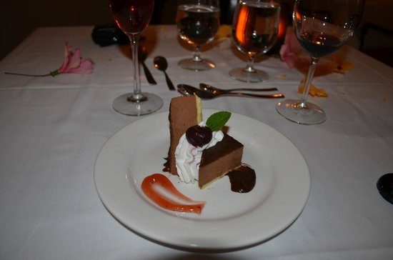Sandals South Coast: Dessert