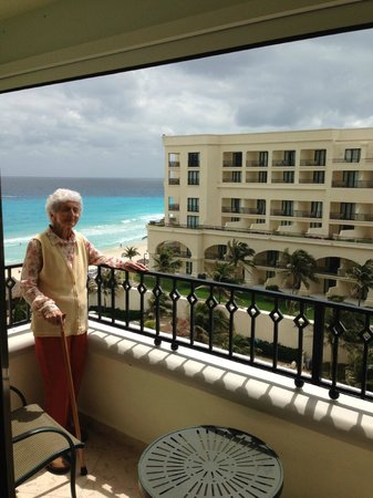 JW Marriott Cancun Resort & Spa: VISTA DESDE EL BALCON