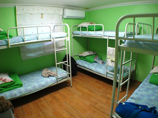 Blue Backpackers Hostel: 1