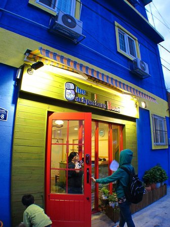 Blue Backpackers Hostel: 2