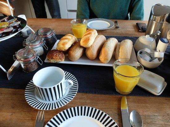 Bed and Breakfast Amsterdam West: la colazione