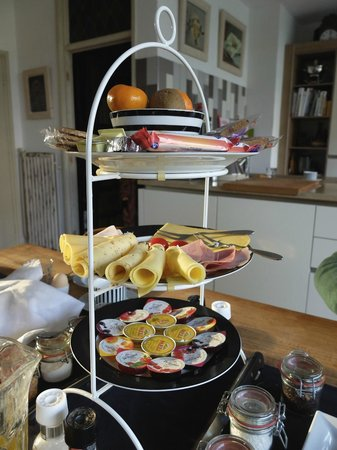 Bed and Breakfast Amsterdam West: colazione
