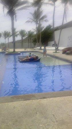 IKIN Margarita Hotel & Spa : LA piscina