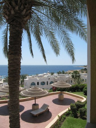 Domina Coral Bay Prestige Hotel: View from room