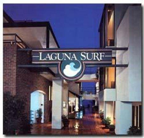 Laguna Surf : Front View of Resort