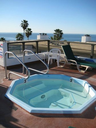 Laguna Surf : Rooftop Jacuzzi