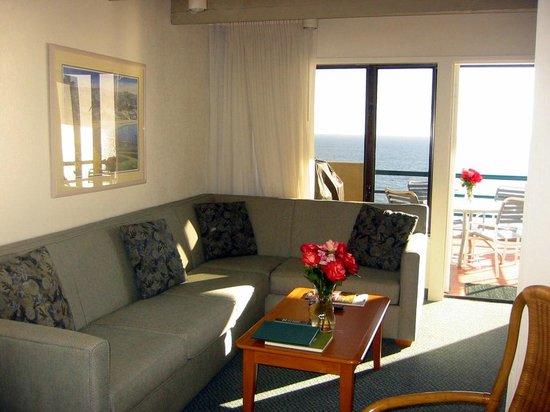 Laguna Surf: Living Room