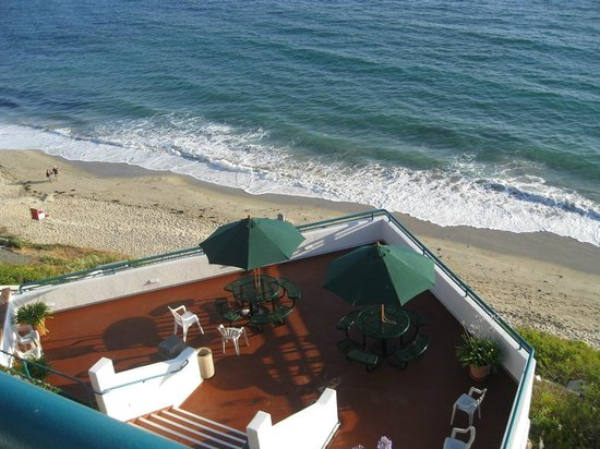 Laguna Surf : View from 3rd floor room