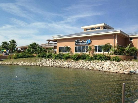 Number 13: Located Directly in Pelican Rest Marina