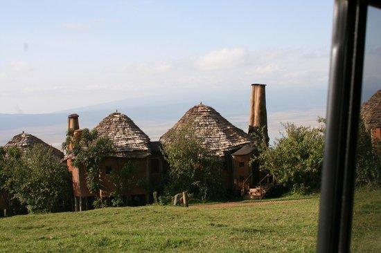 andBeyond Ngorongoro Crater Lodge: view