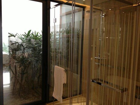 The Mulian Urban Resort Hotels Huadu: terrasse