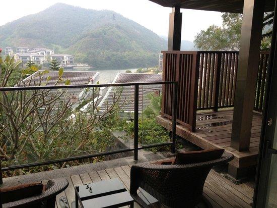 The Mulian Urban Resort Hotels Huadu : vue chambre
