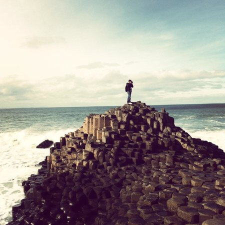 Now thats Cause its Giant's Causeway