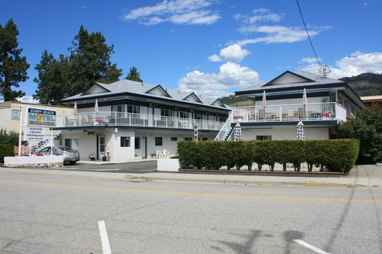 Sunny Beach Motel: Clean rooms and great Location