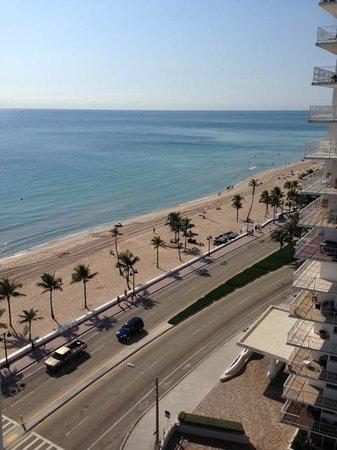 The Westin Beach Resort, Fort Lauderdale : Beach