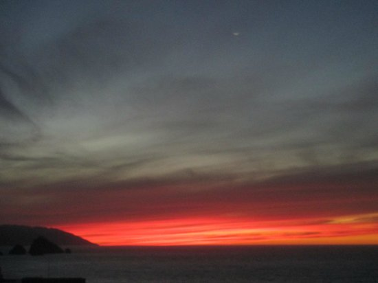 Garza Blanca Preserve, Resort & Spa: Sunset