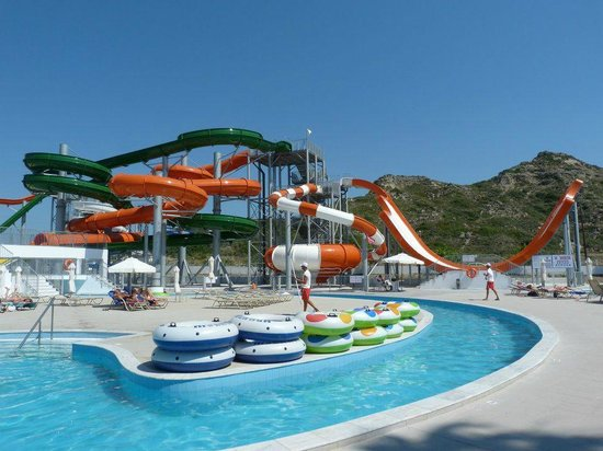 Sun Palace Hotel: Waterpark